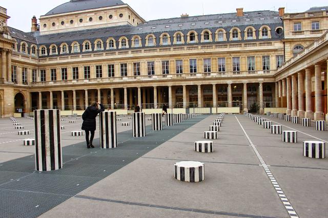 Palacio real paris frança