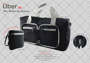 "CENTRUM LINK - ""UBER FOLDABLE BAG"" - UF11001"
