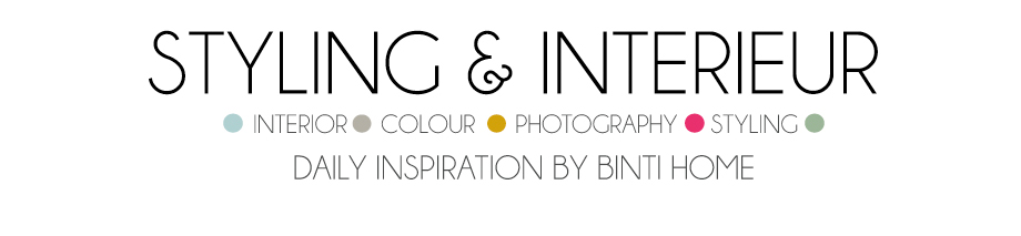 Styling en Interieur - Interior, photography &amp;styling by Binti Home 
