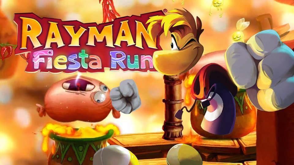 Rayman Fiesta Run v1.2.2 Apk MOD