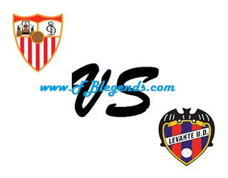 مشاهدة مباراة اشبيلية وليفانتي بث مباشر اليوم 11-9-2015 اون لاين الدوري الاسباني يوتيوب لايف levante vs sevilla fc