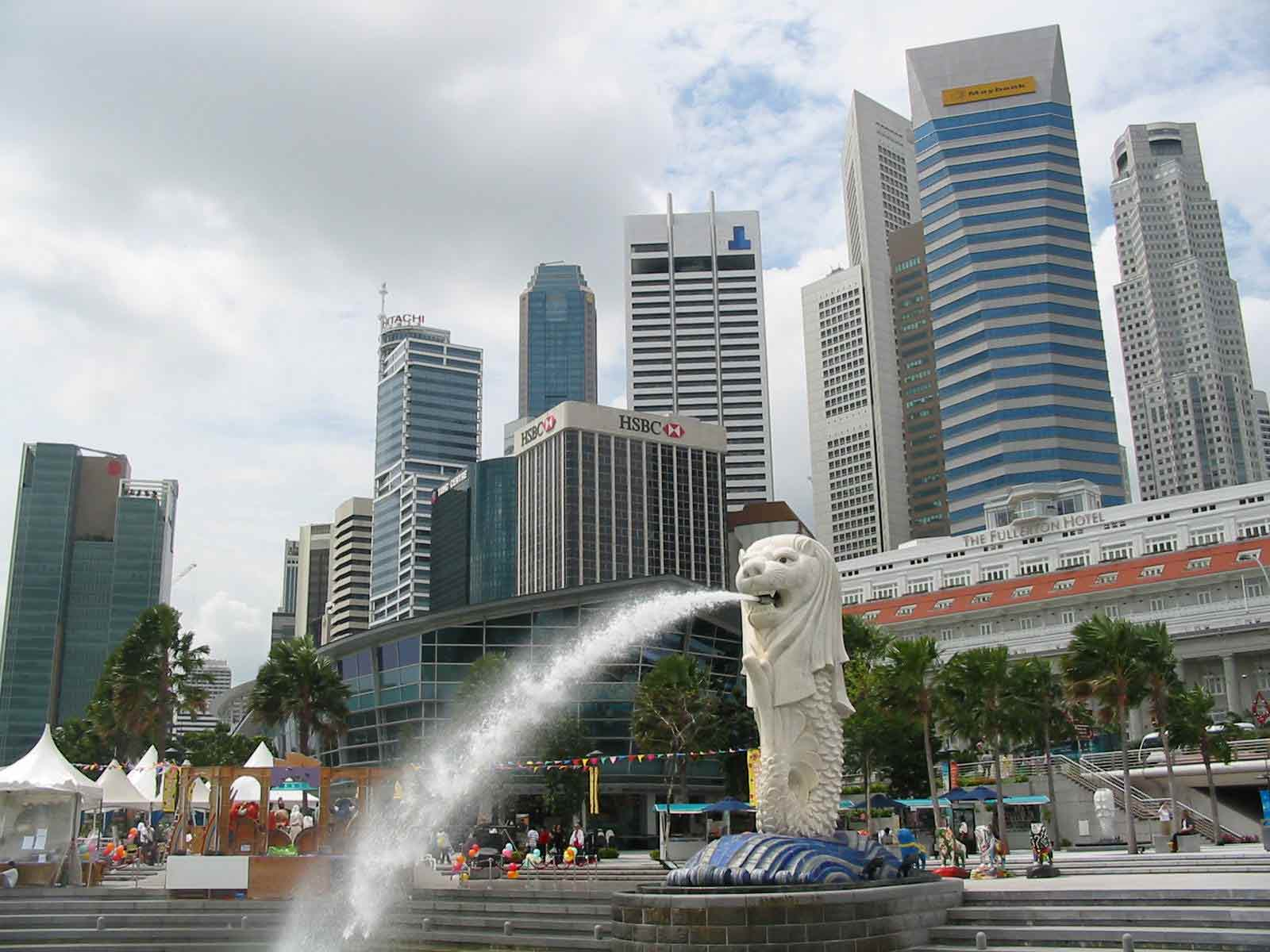 Place Of Singapore
