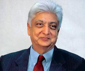 Azim Hashim Premji, Chairman of WIPRO