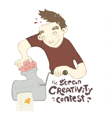GeeCON creativity contest visualisation ;)