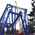 Confira novas imagens da construção da Diabolik Invertigo no Movieland