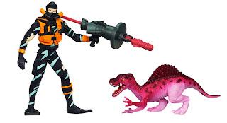 Hasbro Jurassic Park Dino Trackers figure