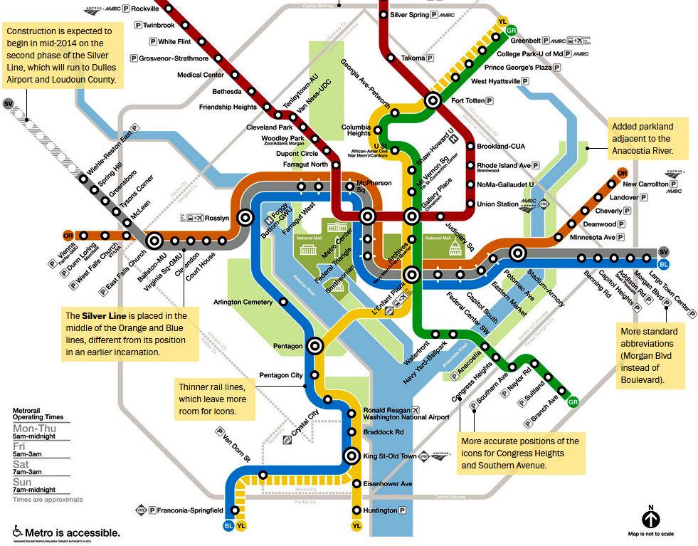 Joe My God New Dc Metro Map