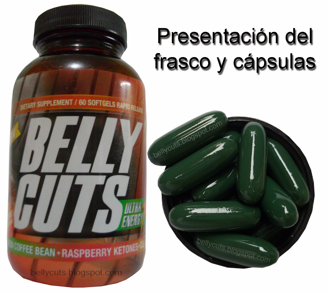 Entre los componentes de Belly Cuts se encuentran: