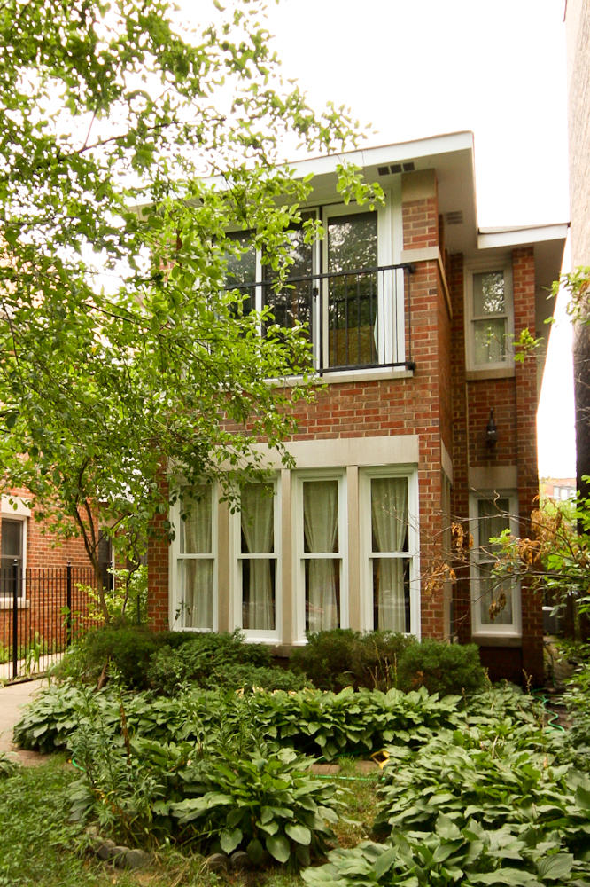 The chicago real estate local new for sale contemporary for Modern homes for sale chicago