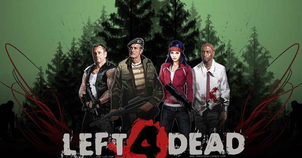 Left 4 Dead 2 Full Version PC Game Free Download