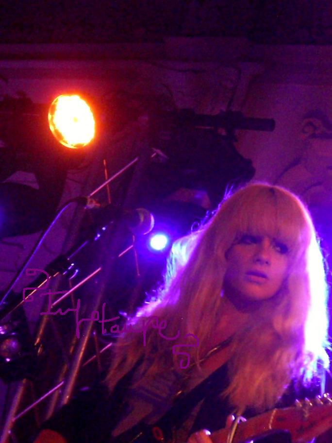 the pierces sticks & stones. Alice Gold, The Pierces and
