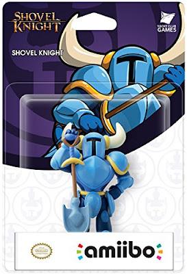 TOYS : JUGUETES - NINTENDO Amiibo  Figura Shovel Knight  Diciembre 2015 | Videojuegos | A partir de 6 años  Comprar en Amazon España & buy Amazon USA