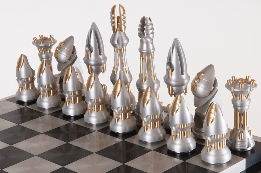 My Sculpture Blog Chess By Bathgate