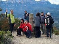 Caminants envoltant el vèrtex geodèsic