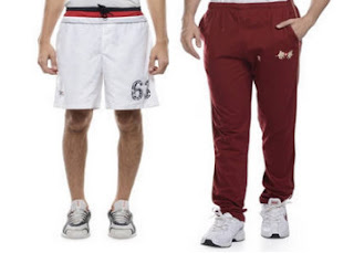 Fashionara : Buy Minimum 60% + 20% On Swiss Polo Shorts & Trackpants