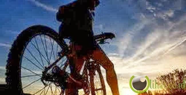 Dilarang bersepeda ke sekolah