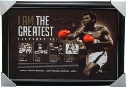 Muhammad Ali Sports Memorabilia