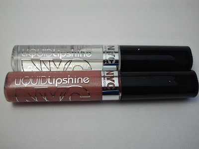 NYC Liquid Lipshines