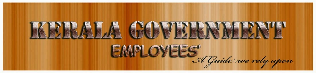KERALA GOVERMENT EMPLOYEES