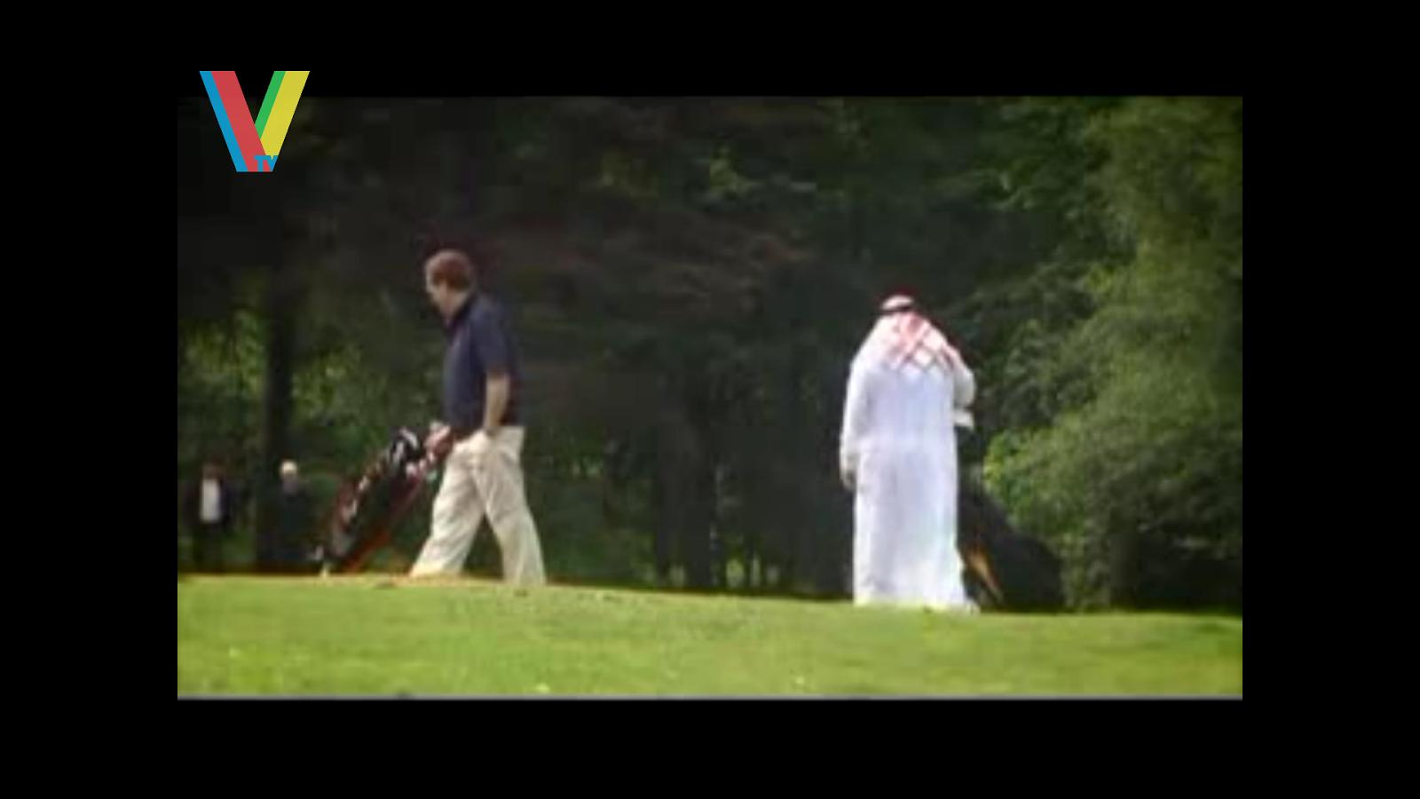 Funny Arabian Guy Commercial