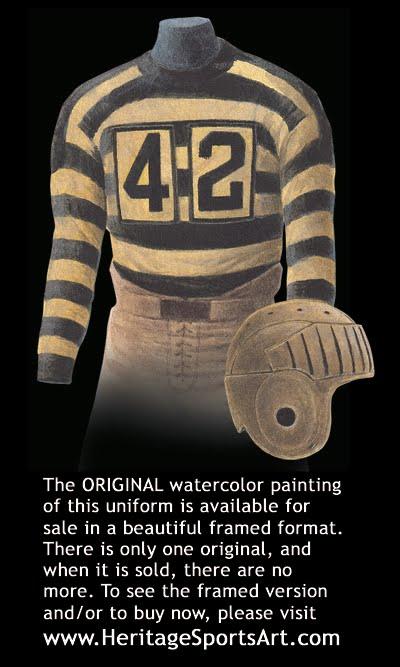 Pittsburgh Pirates 1934 uniform - Pittsburgh Steelers 1934 uniform 4e26b31e1