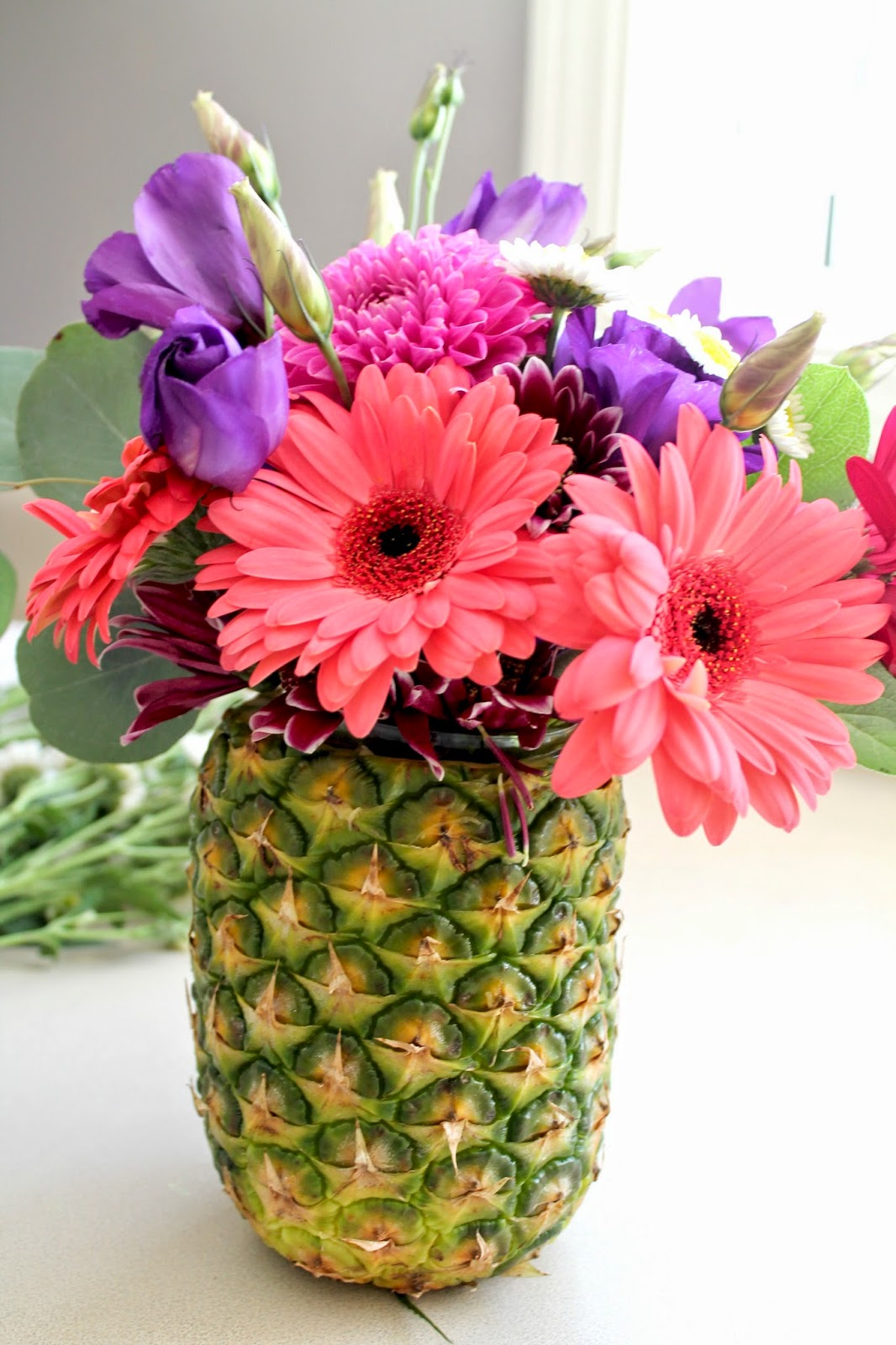 Stylishly sweet events diy how to create a pineapple