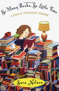 Book Review: So Many Books, So Little Time by Sara Nelson