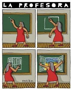 LA PROFESSORA