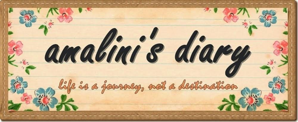 amalini's diary