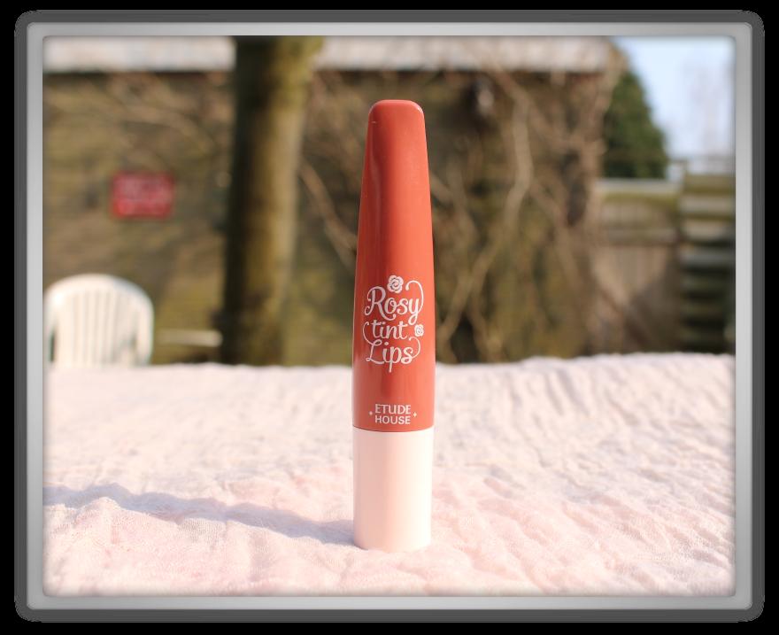 Jolse order Korean cosmetics haul review 2015 preview makeup beauty blogger Etude House Rosy tint Lips 07 Tea rose