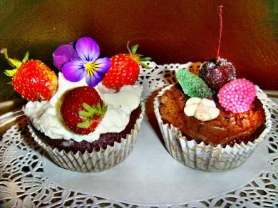 Cupcakes - przebój cukierniczy.