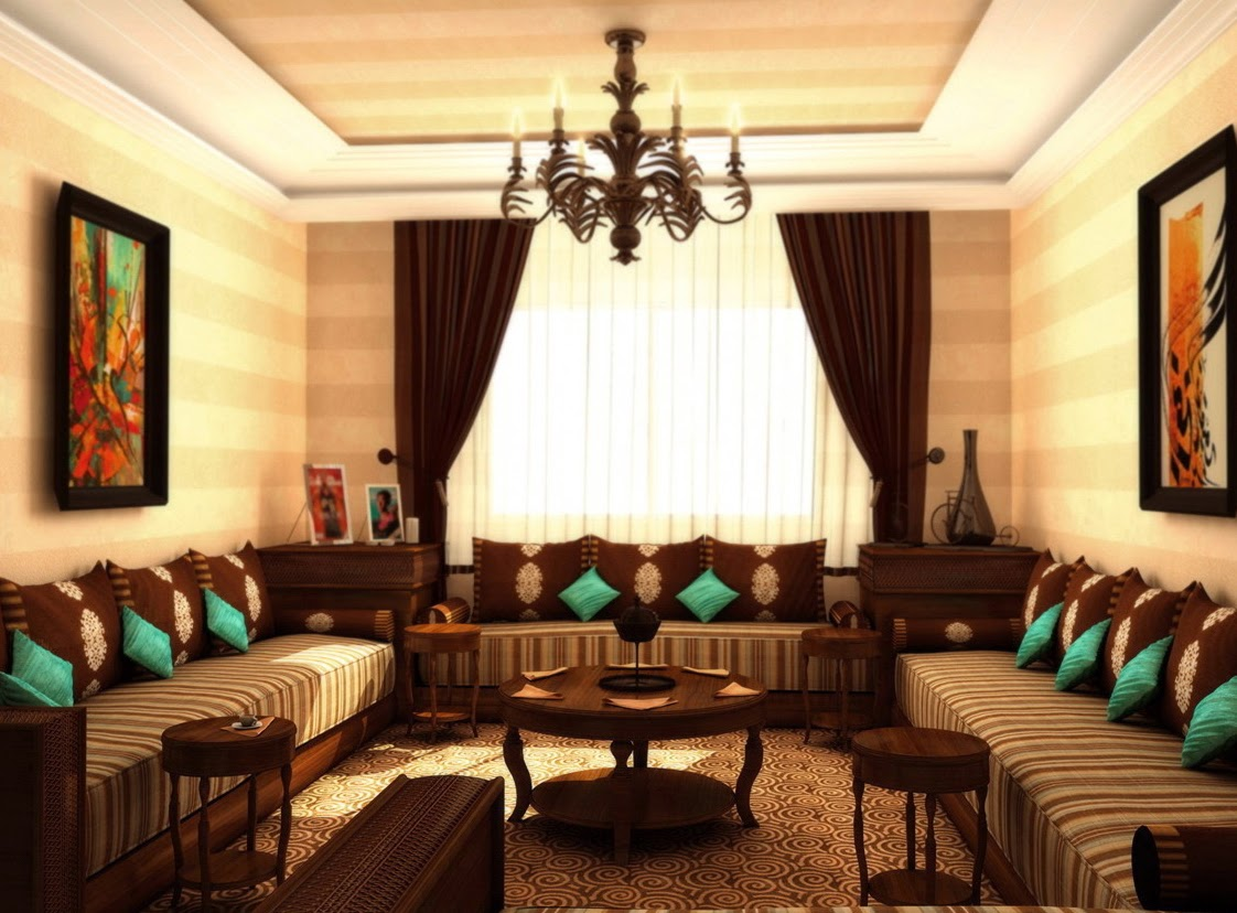 plan de maison marocaine moderne. Black Bedroom Furniture Sets. Home Design Ideas