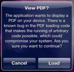 Fix iOS Vulnerability: PDF Patcher 2