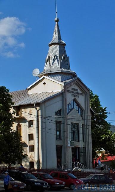 biserica adventista pitesti