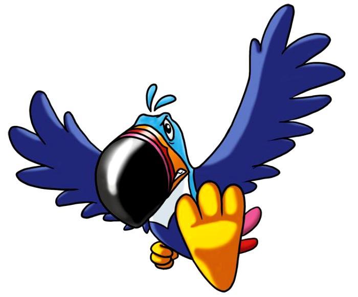 Toucan Sam, Gambar Kartun 2