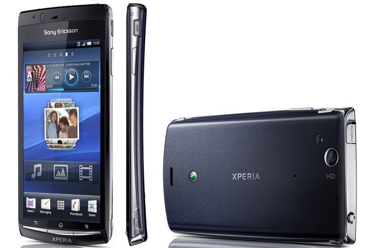 Sony Ericsson XPERIA Arc: telephone-mobile-univers.blogspot.com/2011/04/sony-ericsson-xperia...