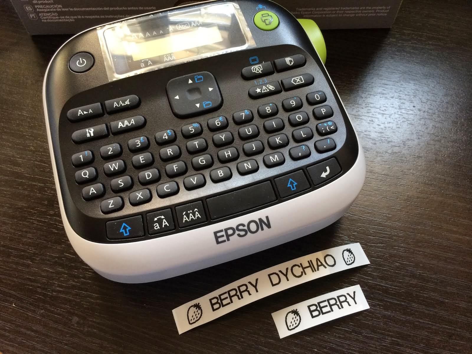 LET'S MAKE THIS EPSON GIVEAWAY HAPPEN!