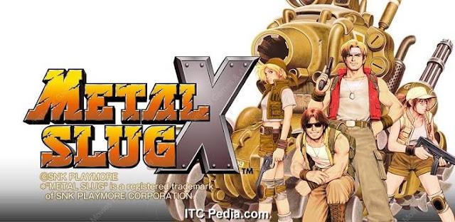 SNK Metal Slug X v1.0 Android - Lz0PDA