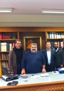 Ευχαριστήριο της Ελληνικής Ομοσπονδίας Γούνας
