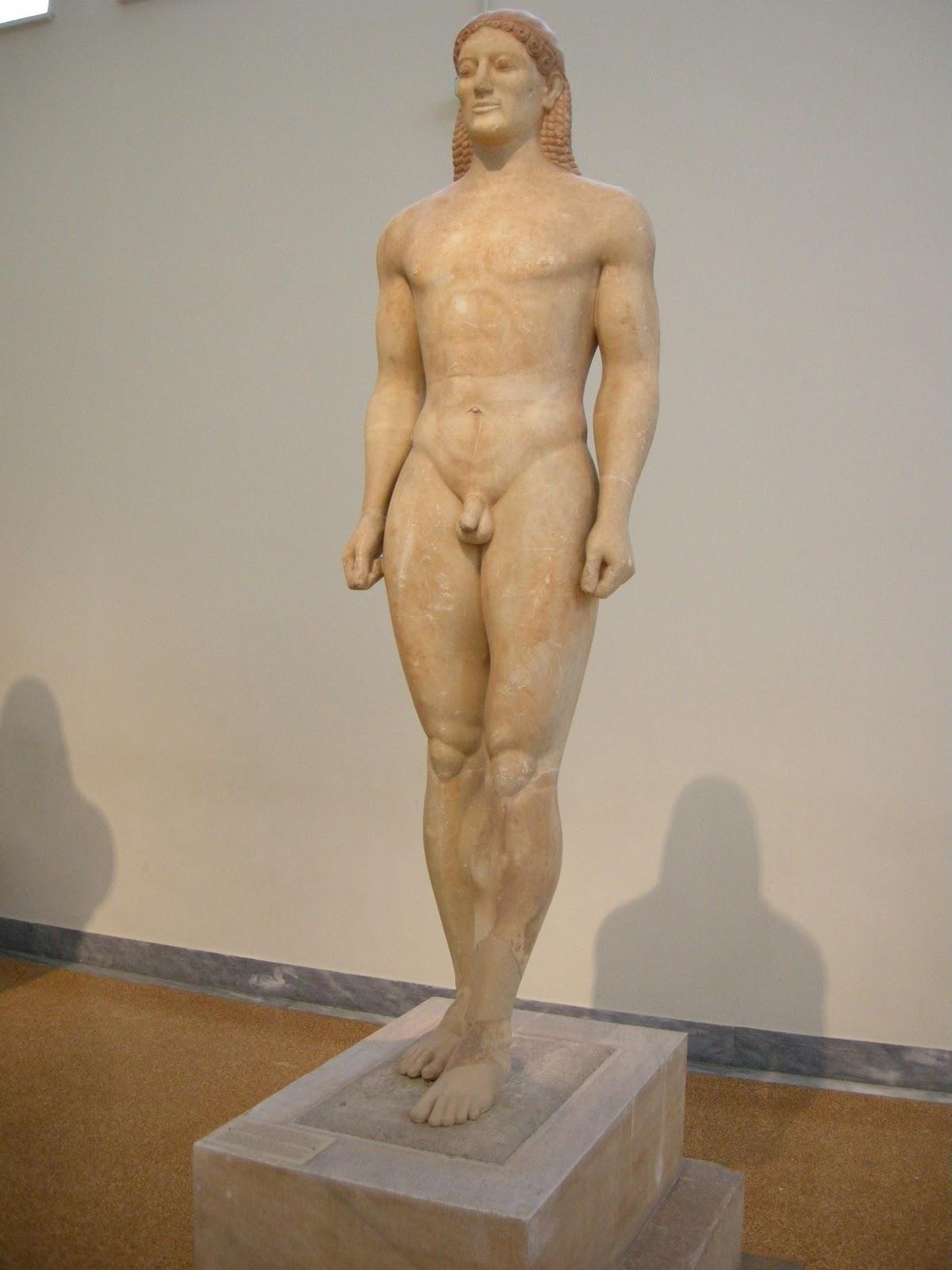 Escultura Griega Escultura Griega Arcaica