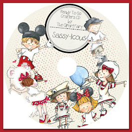 READY TO PRINT SASSYLICIOUS CD £14.99