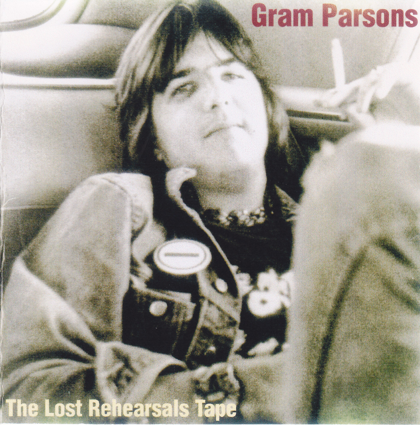 This is a fascinating selection of Gram Parsons rehearsal tapes from 1972, ...