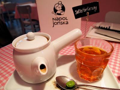 Napoljonska rooibos redbush tea