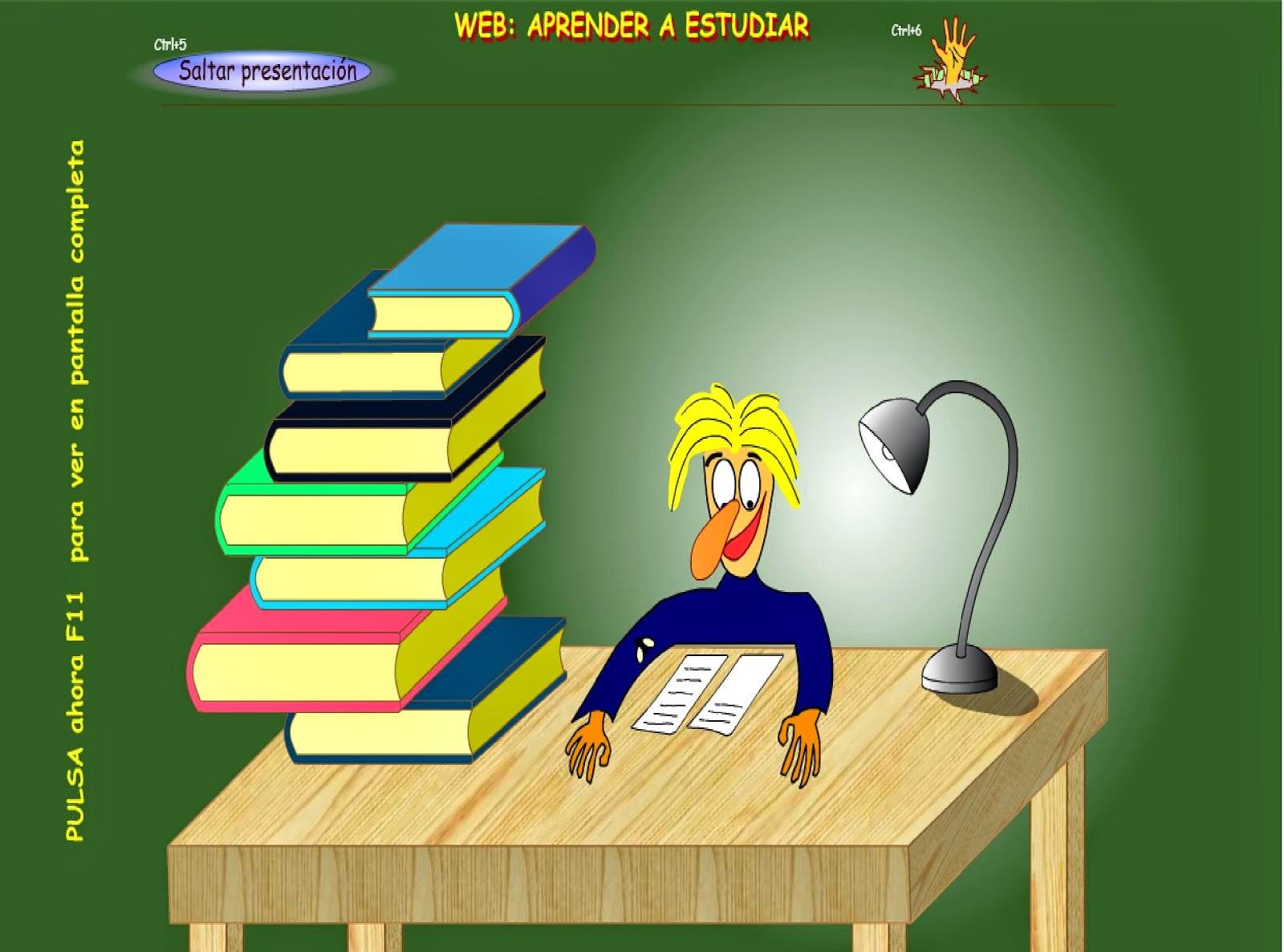 Aprende a estudar