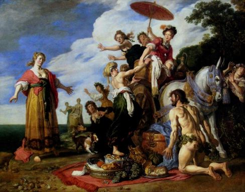 Ulysse rencontre nausicaa histoire