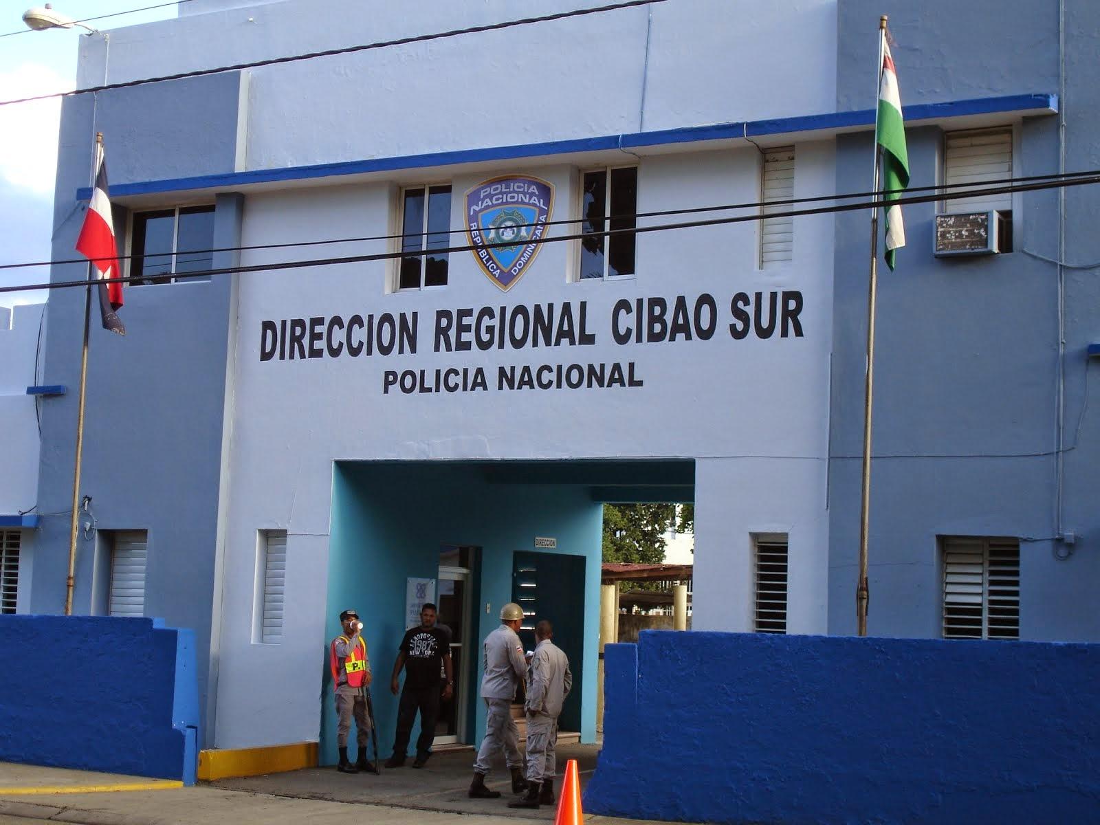 COMANDO REGIONAL SUR-CIBAO POLICÍA NACIONAL