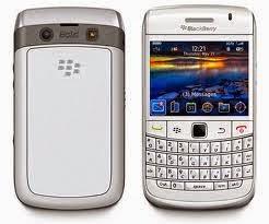 Spesifikasi Hp Blackberry Bold 9700 Onyx - White