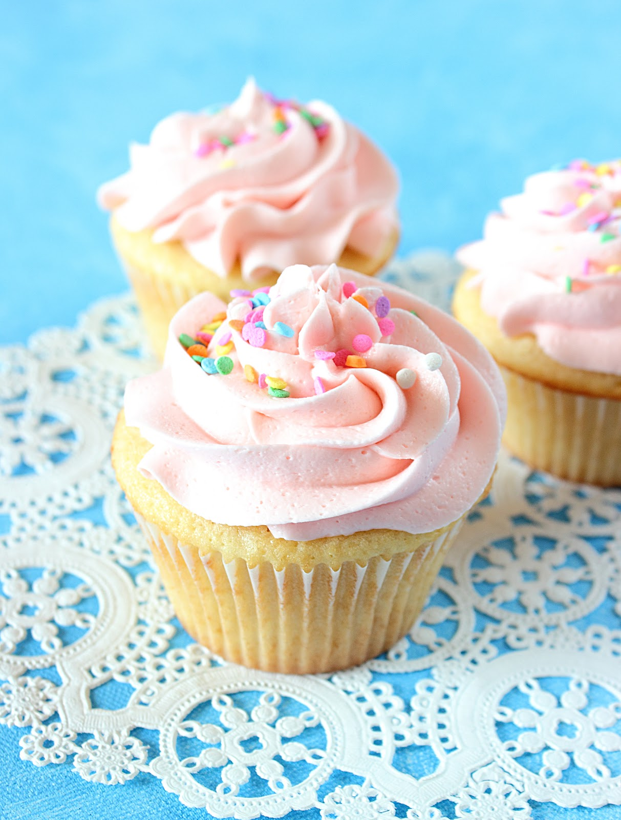 Converting Cake Recipe To Cupcakes