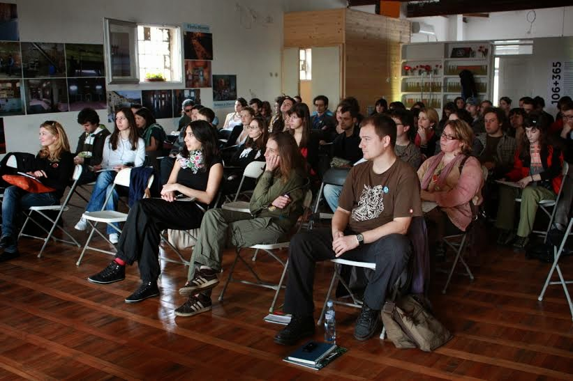 "Seminar u KC Grad - Inkubator u okviru evropskog projekta ""Frontiers in retreat"""