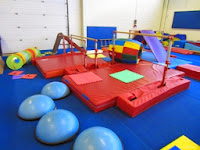image Kawartha lakes Lindsay Gymanstics Centre Kinder gym area
